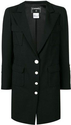 Chanel Pre Owned 2007's Classic Blazer