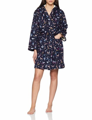 Joules Women's Idlewhile Dressing Gown