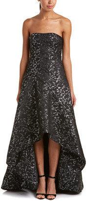 Issue New York Jacquard Cocktail Dress