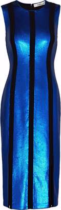 Diane von Furstenberg Sequined Crepe Dress