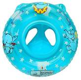 YATE Baby Kids Toddler Inflatable Swimming Swim Ring Float Seat Boat Pool Bath Safety