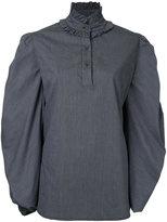 Romance Was Born victoriana blouse - women - Cotton - 8