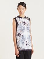 Givenchy Women's Sleeveless Print T-Shirt