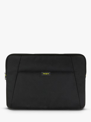 Targus City Gear Sleeve for Laptops up to 13.3, Black
