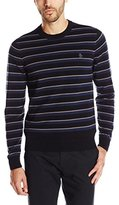 Original Penguin Men's Long Sleeve Crew Neck with AOR