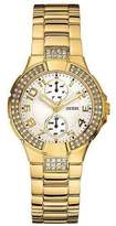 GUESS GUESS? Women's U13002L1 Gold Gold Tone Stainles-Steel Quartz Watch with Dial