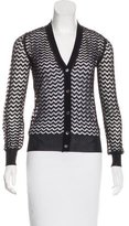 Dolce & Gabbana Knit Button-Up Cardigan