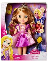 Disney Hair Glow Rapunzel Doll