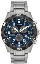 Citizen Men's Eco-Drive Perpetual Calendar Bracelet Watch