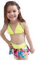 CT Little and Big Girls Bikini Swimsuit 10-12