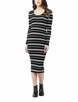 Ripe Maternity Women's Dress Knit
