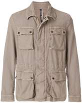 Jacob Cohen front pockets jacket