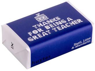 HUXTER Thanks For Being A Great Teacher