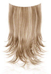 Ken Paves 22 Inch Clip-In Straight Extension - Golden Wheat