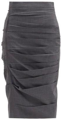 Max Mara Calcila Skirt - Grey