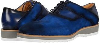 Carrucci Camera Man (Denim) Men's Shoes