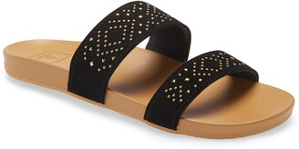 Reef Cushion Bounce Vista Stud Slide Sandal