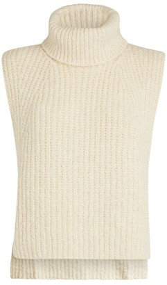 Etoile Isabel Marant Megan Sleeveless Rollneck Sweater