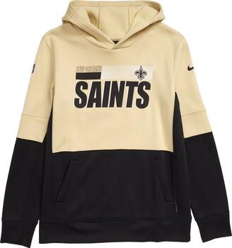 Nike Dri-FIT Therma NFL Logo New Orleans Saints Hoodie