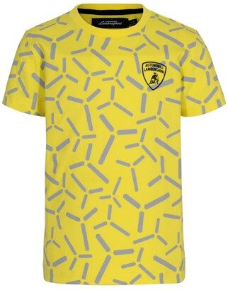 Lamborghini Junior Y T-Shirt (4-14 Years)