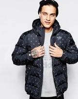 Adidas Originals Padded Down Jacket Ab7808 - Black