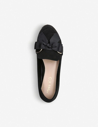 Kg Kurt Geiger Mable suede loafers