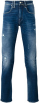 Cycle distressed skinny jeans - men - Cotton/Polyester/Spandex/Elastane - 32