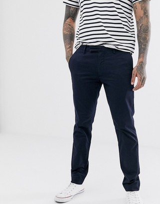 Polo Ralph Lauren skinny fit chino in navy-Black