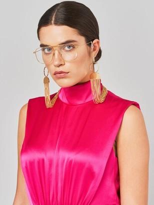 Frame Chain Cleopatra Bling Sunglasses Chain