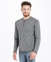 AG Jeans The Cashmere Blend Remi Long Sleeve Henley