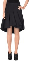 Dondup Knee length skirts - Item 35270039