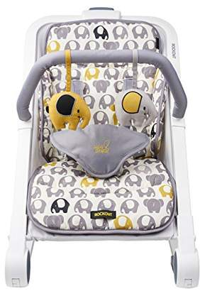 BabaBing BabaBing! Rock Out Baby Rocker/Bouncer, Nellie The Elephant