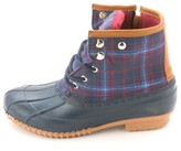 Tommy Hilfiger Women's Roan Lace-up Duck Boot Brown