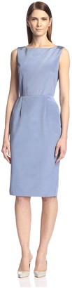 Society New York Women's Sleeveless Midi Dress