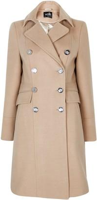 Wallis **TALL Stone Longline Coat
