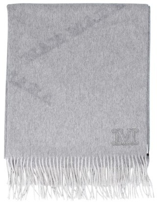 Max Mara Logo scarf
