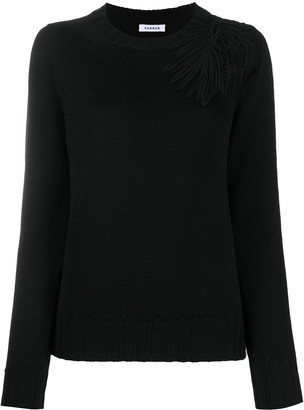 P.A.R.O.S.H. Long-Sleeve Knit Jumper