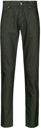Durban D'urban slim-fit trousers