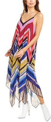 Trina Turk Structure Maxi Dress