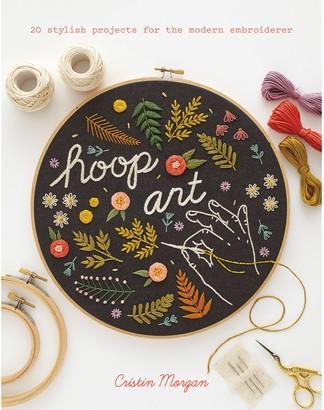 Morgan Search Press Qaurto Hoop Art Embroidery Project Workbook by Cristin