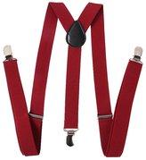 Mantieqingway Men'uit Adjutableupender 3 Clip Buckletraphirt Brace