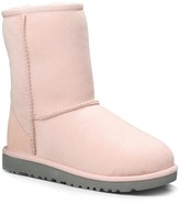 Sole Society Toddlers Classic sheepskin lined boot