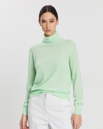 Jac + Jack Marlu Roll Neck Sweater