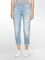 Calvin Klein Boyfriend Fit Bourges Wash Jeans
