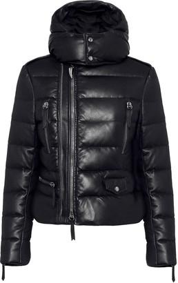 Giuseppe Zanotti Fitted Puffer Jacket