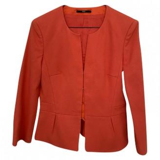 HUGO BOSS Orange Jacket for Women