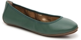 Me Too Icon Leather Ballet Flat