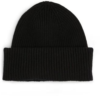 Le Bonnet Wool-Cashmere Balaclava Beanie