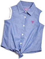 GUESS Factory GUESS Molly Denim Top (2-6)