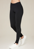 Bebe V Yoke Leggings